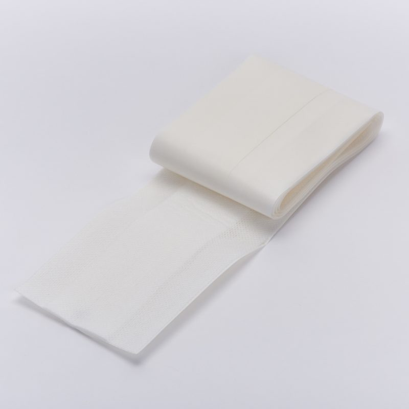 non-woven-with-absorbent-dressing-strip